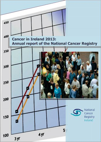 Cancer in Ireland 2013 Cover