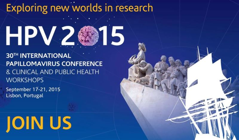 Image of HPV 2015 conference
