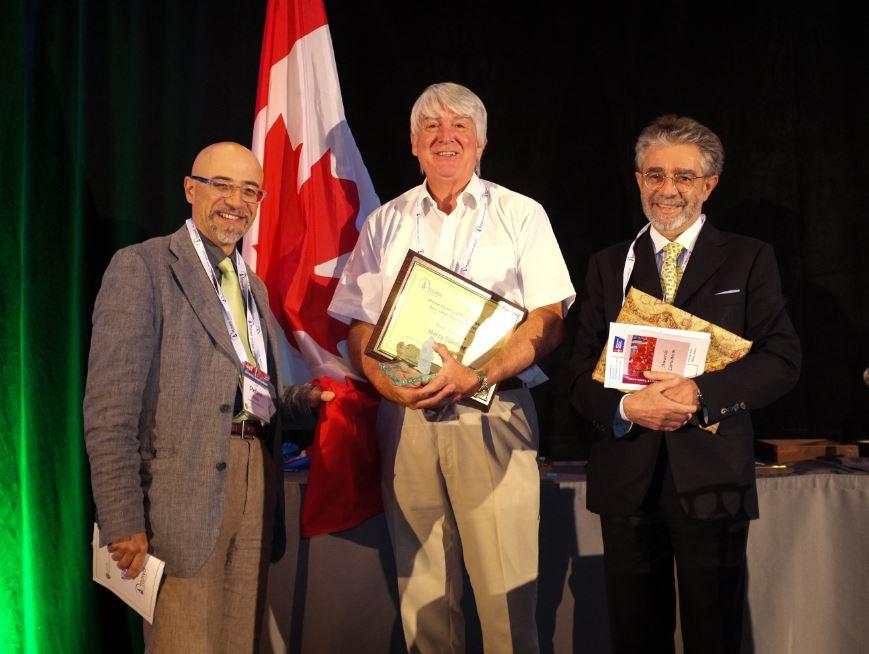 Award recognises Dr Harry Comber | National Cancer Registry Ireland