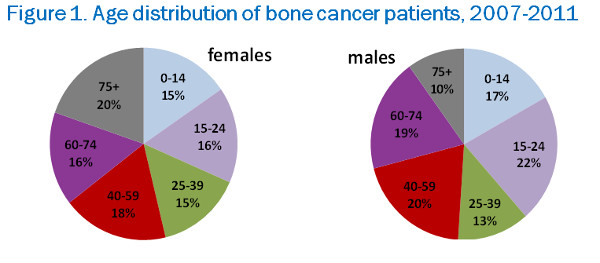 bone cancer research paper Primary bone cancer (cancer that begins in bone) is rare, but it is not unusual for cancers to metastasize (spread) to bone from other parts of the body, such as the breast, lung, and prostate the most common type of primary bone cancer is osteosarcoma, which develops in new tissue in growing bones.
