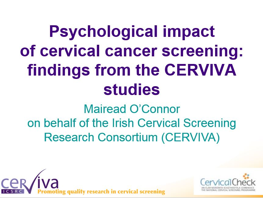 cervical cancer screening essay