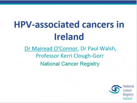 Image for HPV associated cancers in Ireland
