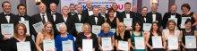 Cork needs you awards ceremony