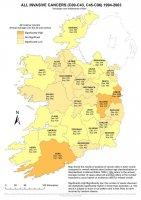 All invasive 1994-2013 annual average