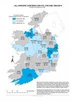 All invasive 1994-2014 annual average