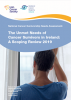 Report on unmet needs of cancer survivors